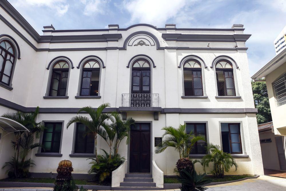 Casa Pastoral abrigou os doentes da Gripe.