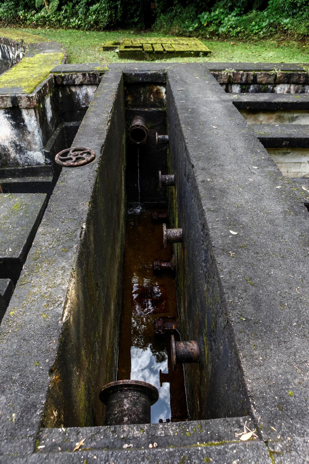 Mesmo com mais de 100 anos de construção, o sistema é importante para o abastecimento de água em Curitiba e região.
