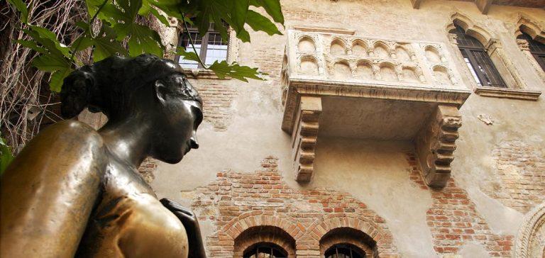 Sacada mais famosa do mundo vai passar por processo de conservação. Foto: Provincia di Verona/Divulgação
