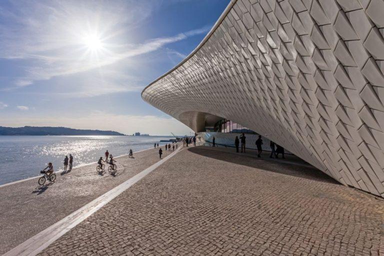 MAAT, Lisboa. Foto: Bigstock