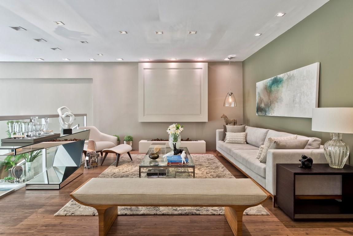 Dez projetos inspiradores para você mudar a decoração da sua sala