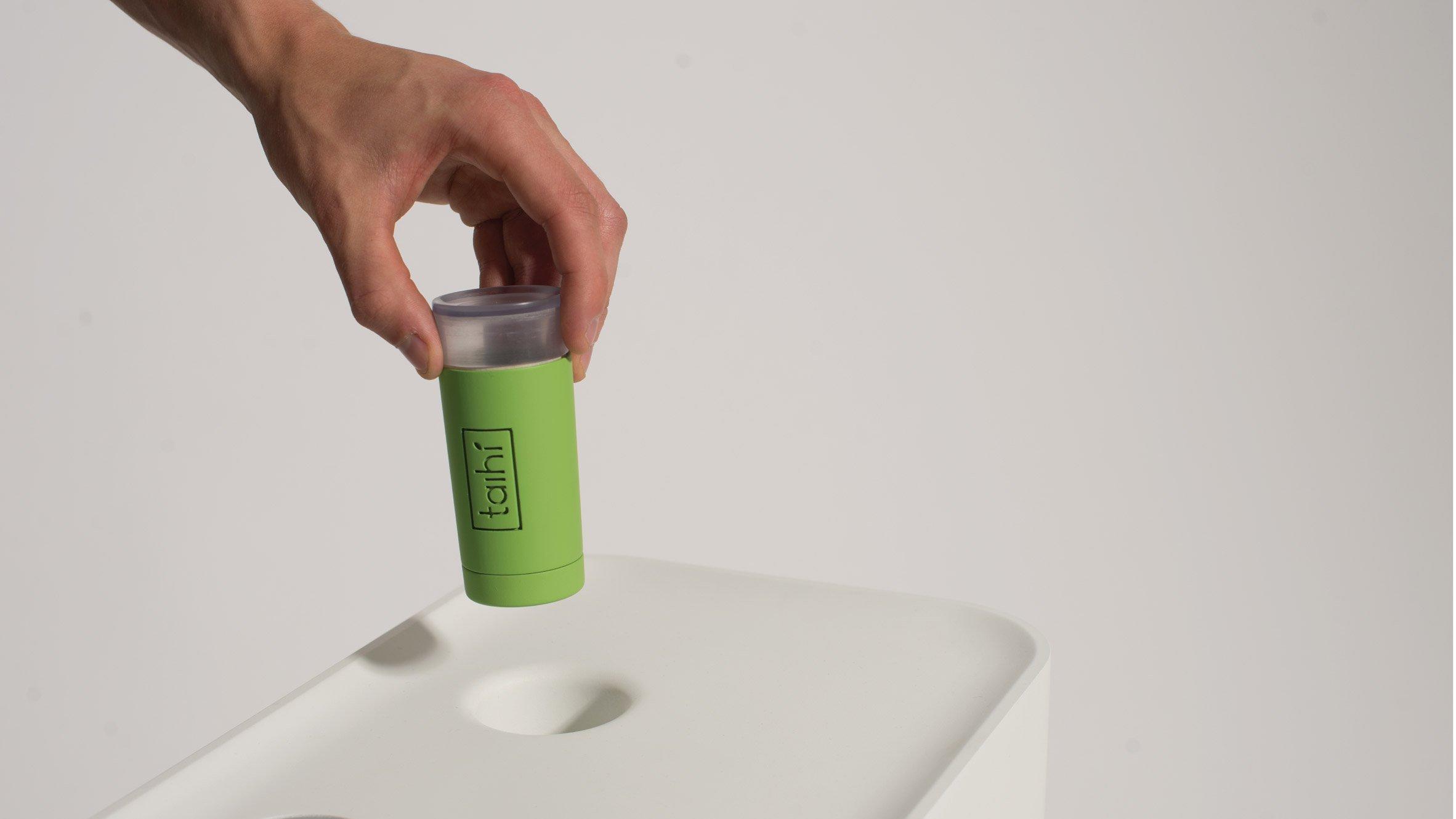 Produto que acelera a decomposição dos resíduos.