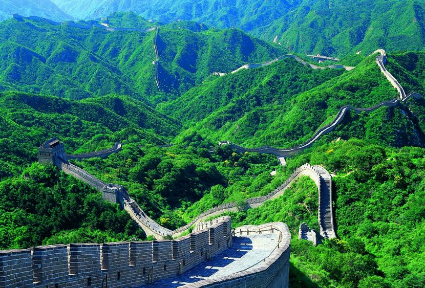 Foto: Reprodução/China National Tourist Organization