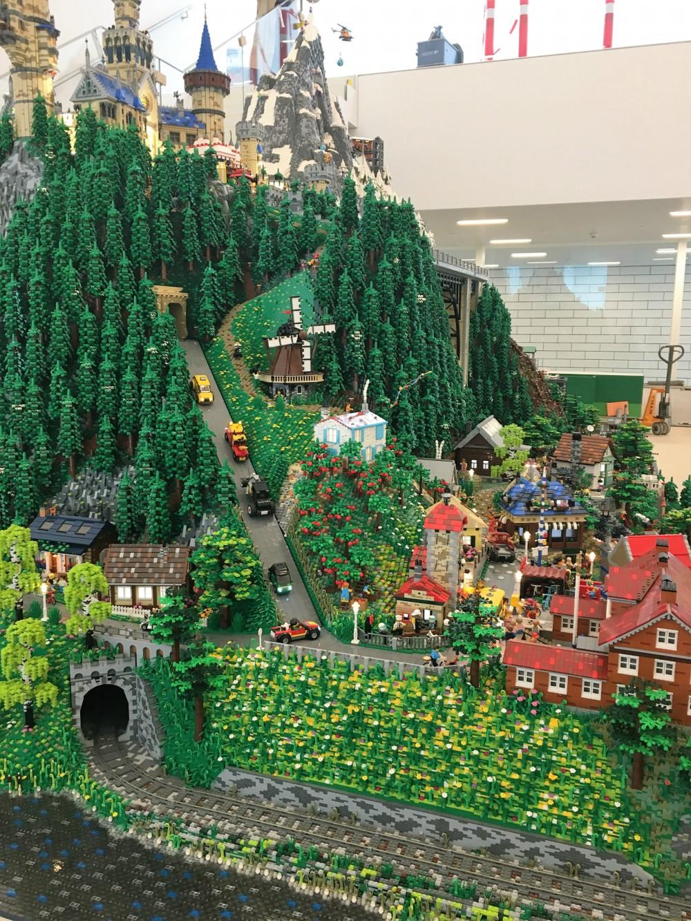 Foto: reprodução / LEGO.