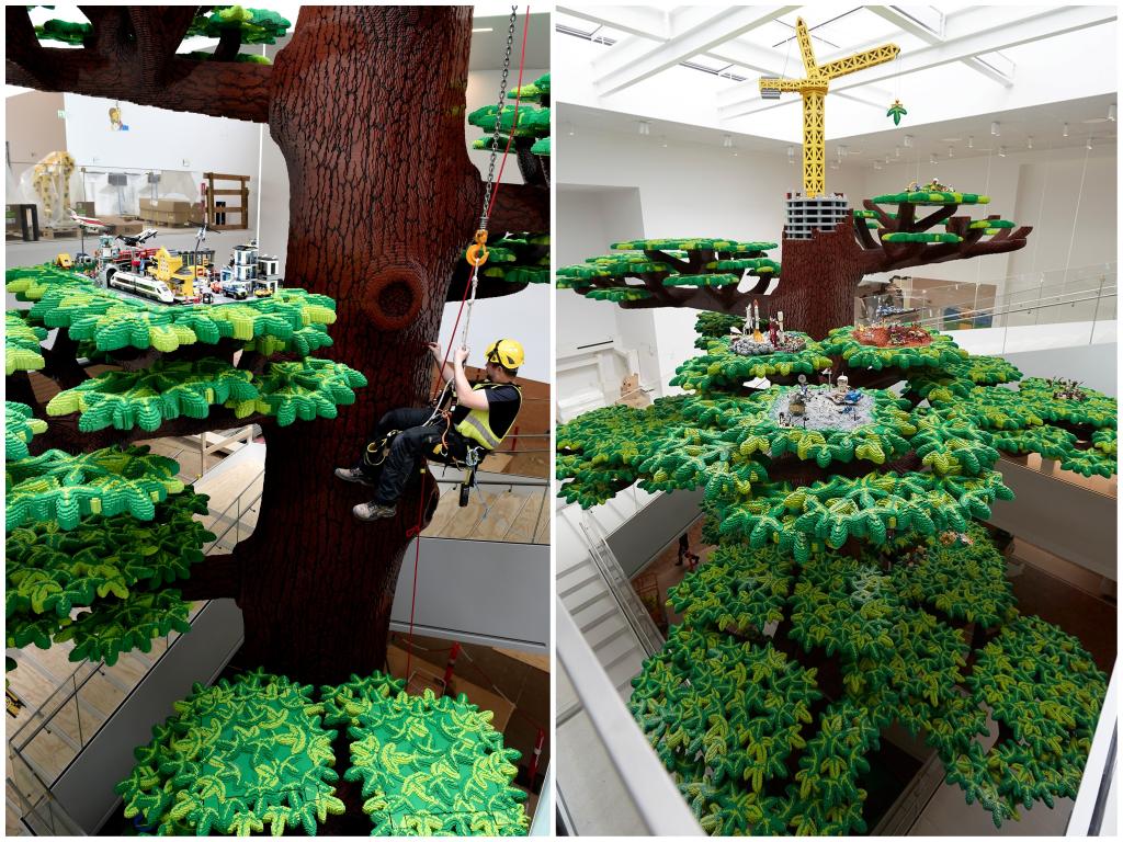 Foto: reprodução / site LEGO.