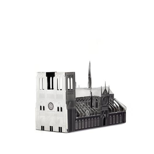 Catedral de Notre Dame. Foto: Divulgação/Another Studio for Design