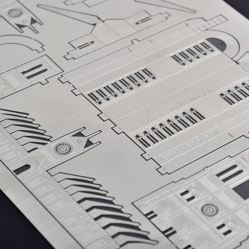 Lâmina de aço inoxFoto: Divulgação/Another Studio for Design