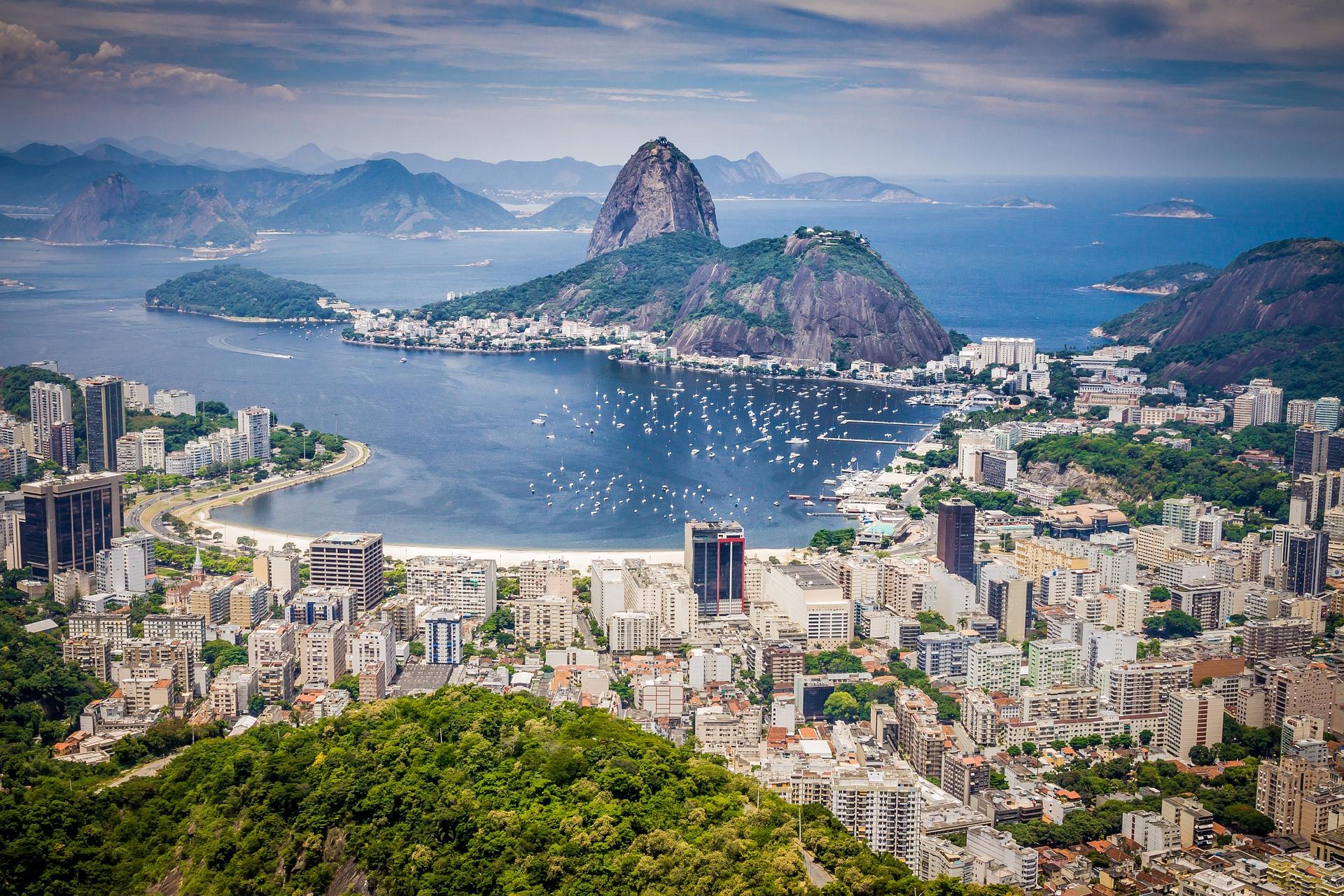 Das cidades brasileiras apontadas pelo estudo, o Rio seria uma das mais afetadas. Foto: Divulgação