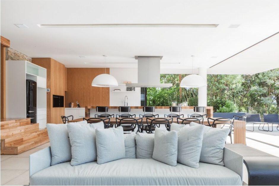 Projeto da MG2 Arquitetura conquistou o primeiro lugar na categoria Arquitetura Residencial. Foto: Divulgação