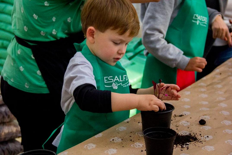 Fim de semana tem workshop gratuito de hortas para crianças e oficina de cerâmica com artistas dos EUA
