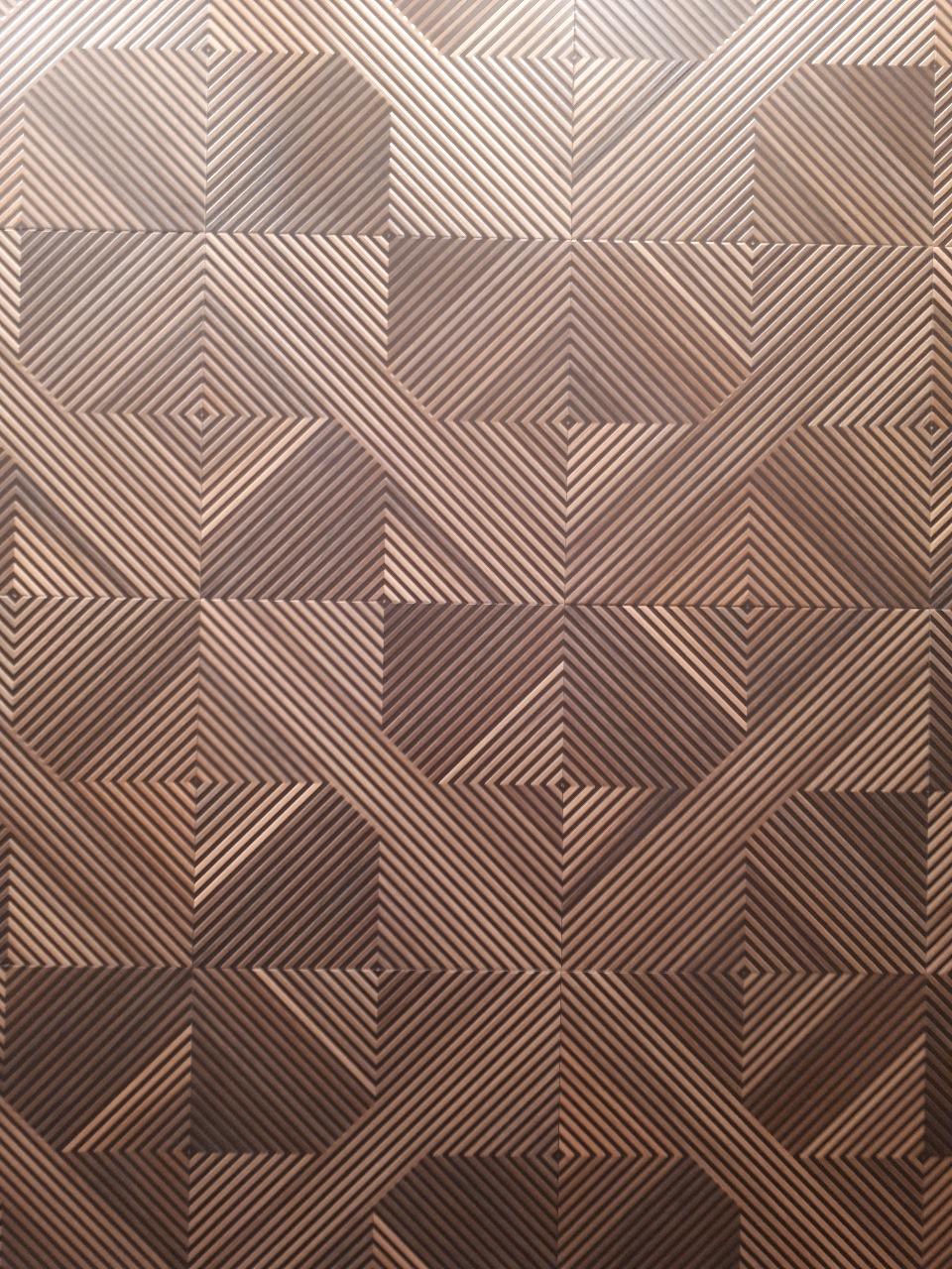 Tem cara de madeira, mas não é: revestimentos que copiam com perfeição a textura do material