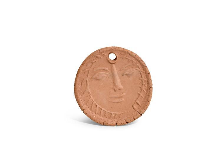 """""""Visage de femme"""" (""""rosto de mulher"""") está com lance inicial de 400 libras, o equivalente a R$1.880. Foto: divulgação"""
