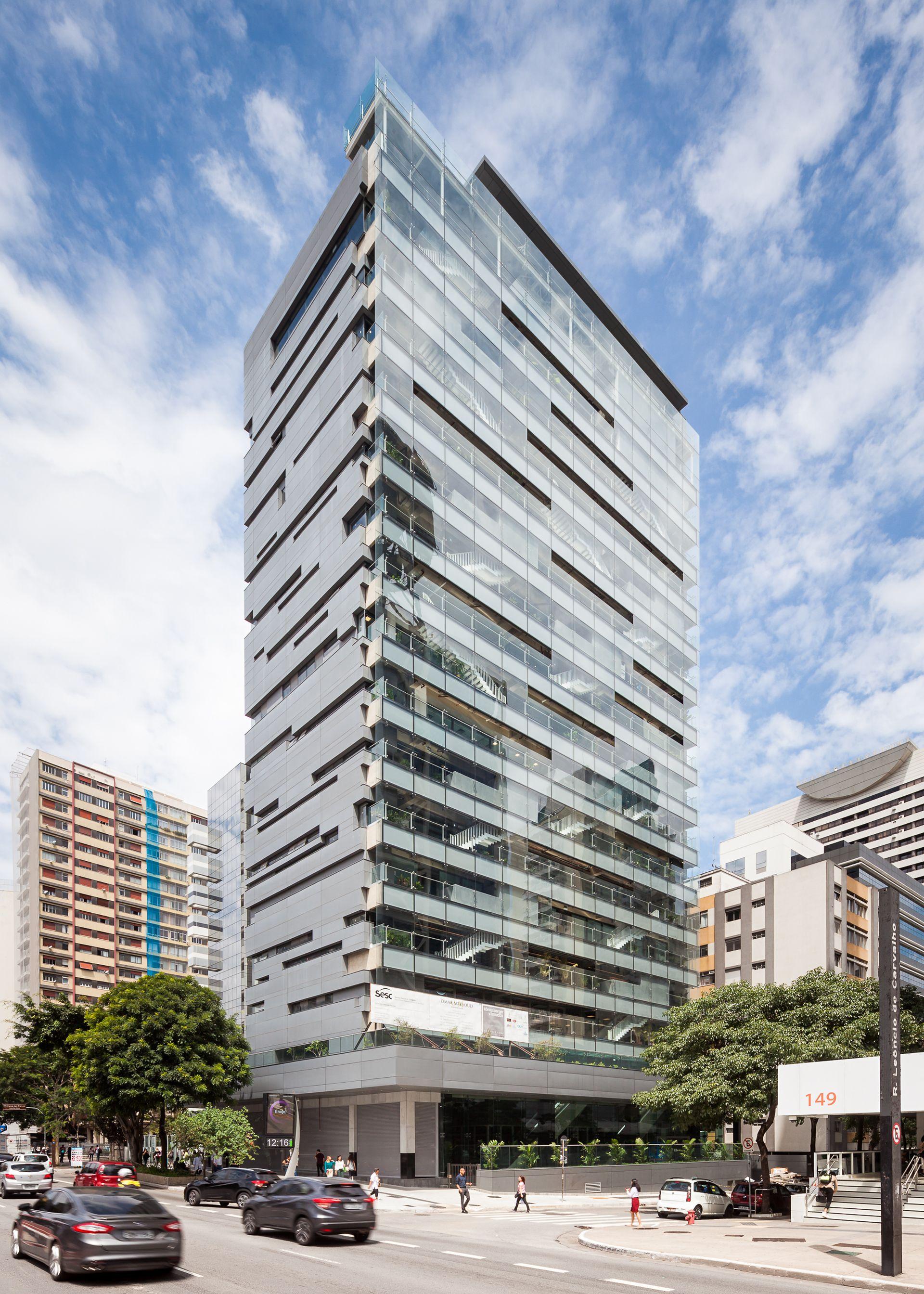 Novo Sesc da Avenida Paulista será inaugurado no dia 29 de abril. Foto: Pedro Vannucchi