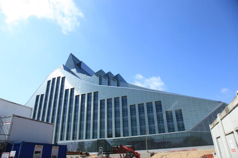 Conhecida como Castelo de Luz, biblioteca da Letônia leva título de melhor do mundo de 2018