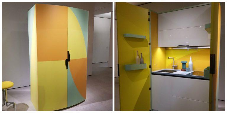 Mostra EuroCucina, que faz parte do Salão de Milão, apresenta cozinhas para pequenos espaços e tecnologia de ponta para o ambiente. Fotos: Luan Galani / Gazeta do Povo / enviado especial