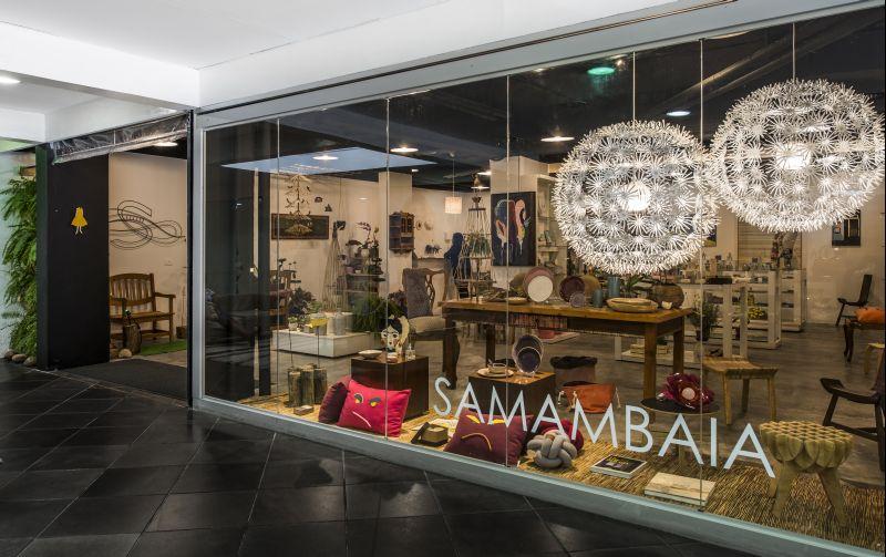 Samambaia está no primeiro piso do Shopping Água Verde, em Curitiba. Foto: Leticia Akemi/Gazeta do Povo