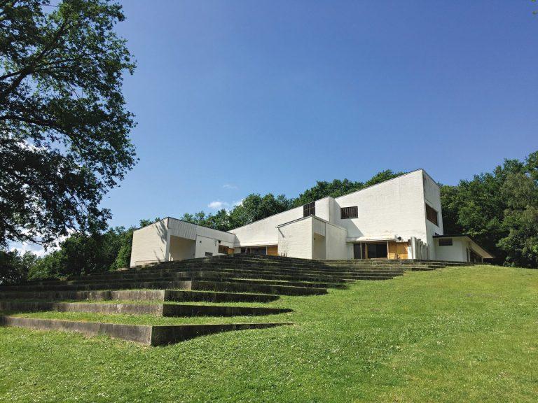 Casa do arquiteto finlandês Alvar Aalto  na  França. Fotos: Daniela Busarello
