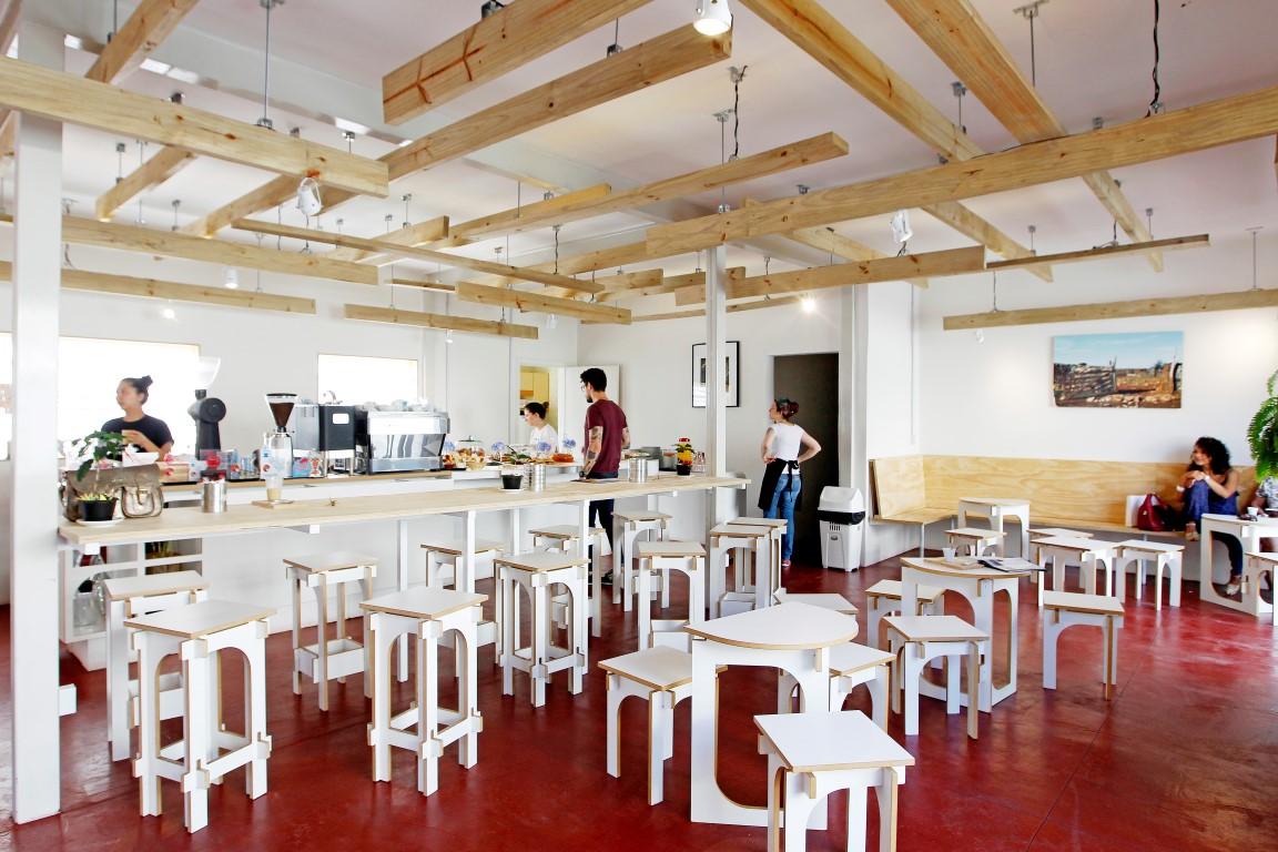 Barista Coffe Bar lança brunch - BOM GOURMET - Fotografar o local, o brunch na Rua Moyses Marcondes (nº609), no bairro Juvevê - Foto Antônio More / Gazeta do Povo.