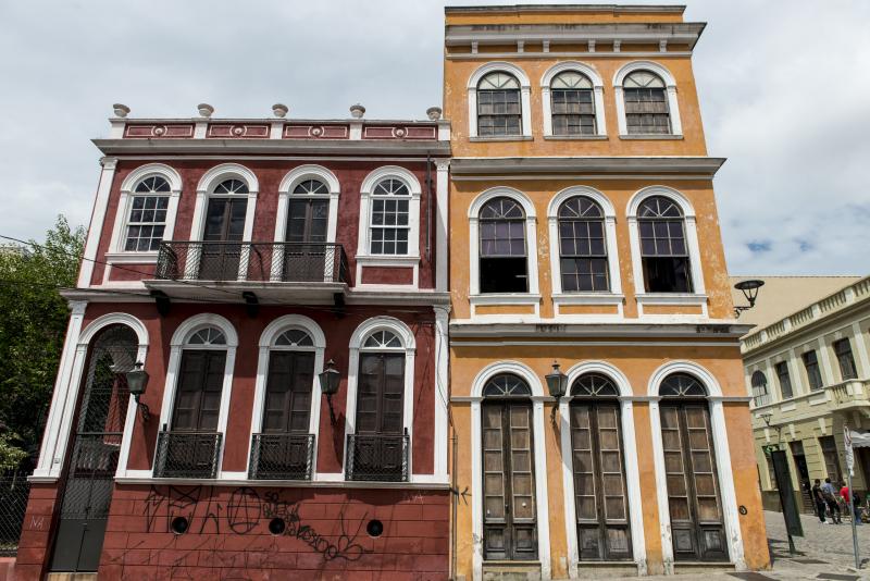 Solar dos Guimarães, que abriga o Conservatório de MPB, é um dos edifícios que será contemplado pelo projeto.