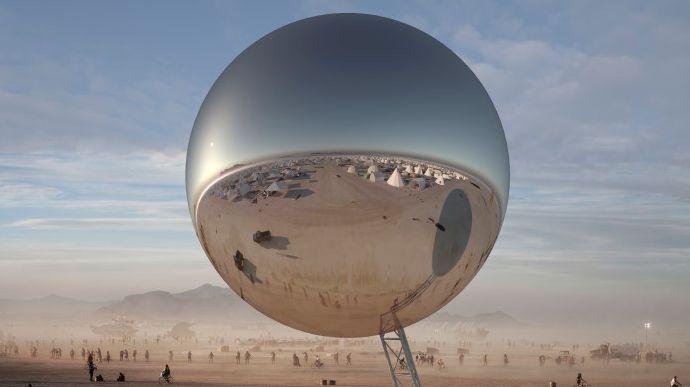 Esfera Foto: cortesia Bjarke Ingels e Jakob Lange/Reprodução/Archdaily