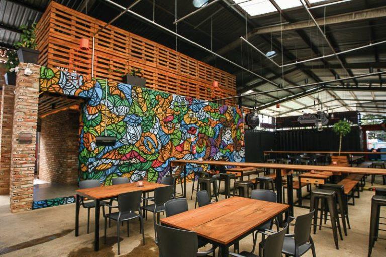 Mercado Sal foi o vencedor na categoria  Vila Gastronômica. Foto: Divulgação