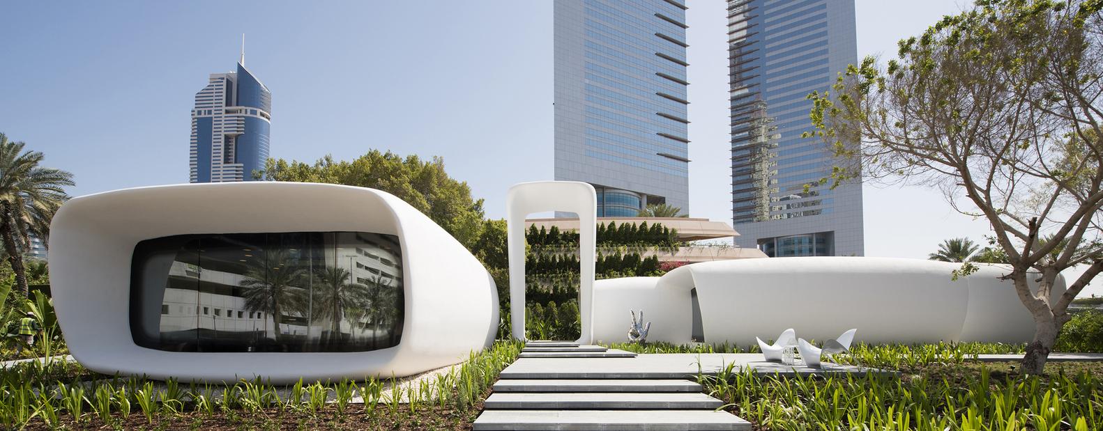 Dubai pretende ter 25% dos edifícios impressos em 3D até 2025
