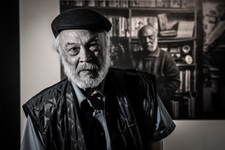 Exposição de obras inéditas, algumas guardadas há quase 50 anos, revelam um Key Imagure Junior para muito além da  arquitetura e do urbanismo. Foto: Leticia Akemi / Gazeta do Povo.