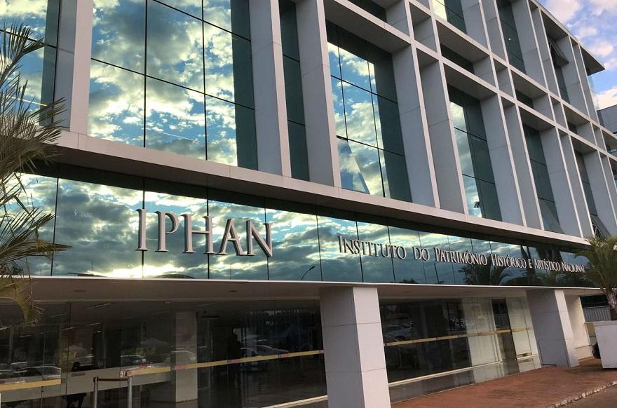 Parte das vagas são na sede do Iphan em Brasília (DF). Foto: Divulgação