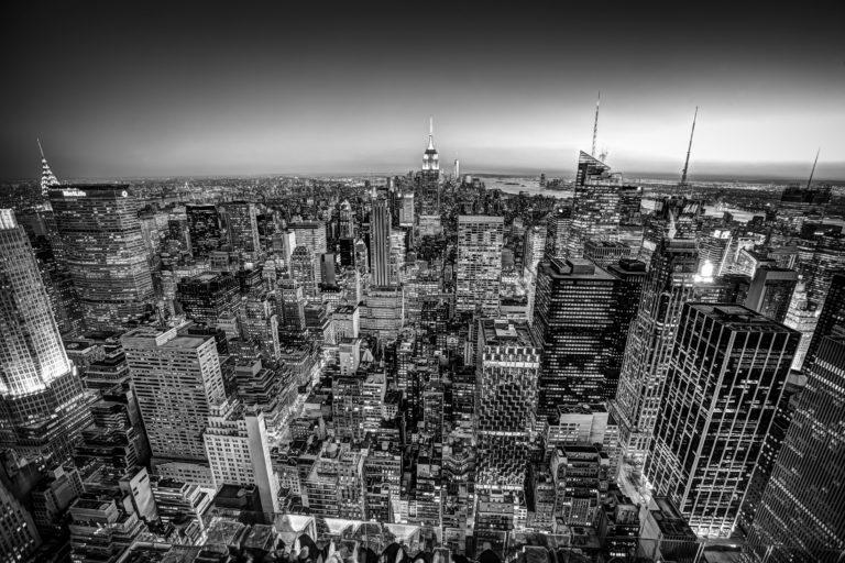 Nova York: a cidade onde se passa o último livro de Ben Lerner, o romance autoficcional 10:04. Foto: Bigstock