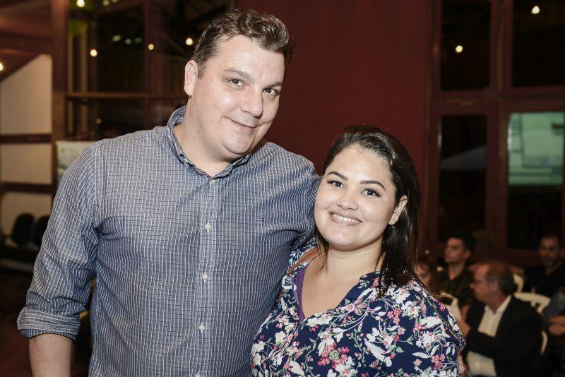 Mendel Colman, engenheiro, e Tatiana Salviano, estudante de arquitetura. Foto: Leticia Akemi