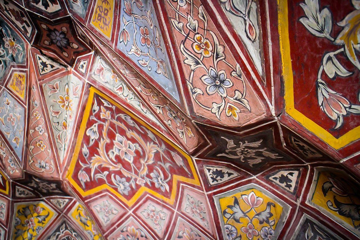 Mesquita Wazir Khan, no Paquistão, foi construída no século 17. Fica na cidade de Lahore, capital da província de Punjab. Foto: