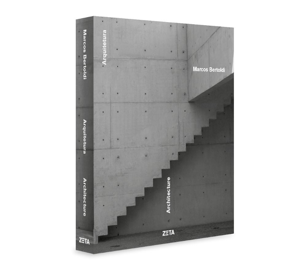 Livro reúne 35 anos de atuação do arquiteto curitibano Marcos Bertoldi