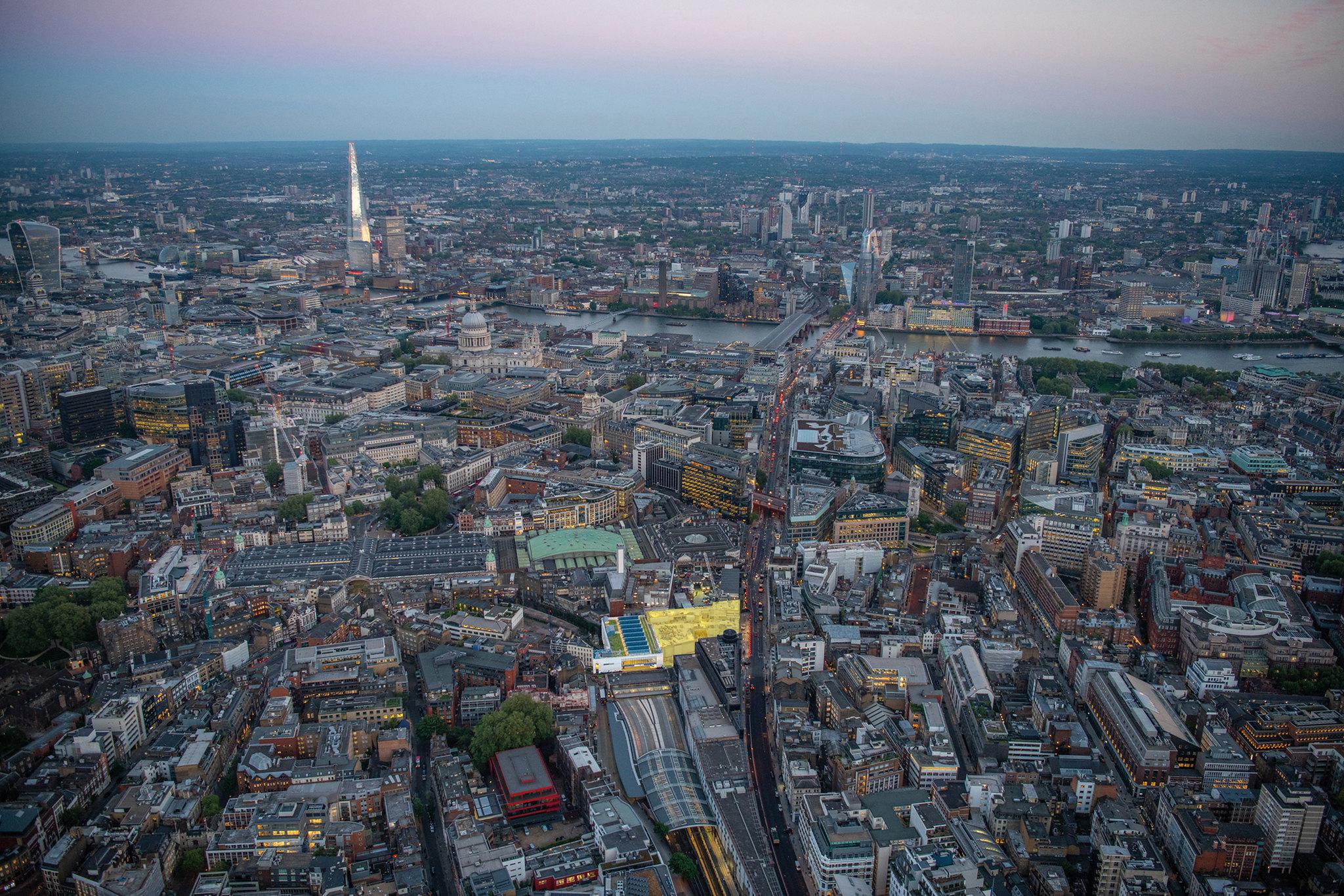 Londres investiu na otimização das rotas que os usuários do metrô mais faziam. Foto: divulgação/Transport for London