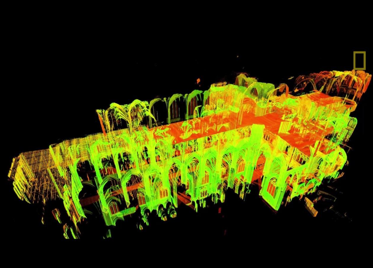 """Mapas 3D do game """"Assassin's Creed Unity"""" ajudarão na reconstrução de Notre-Dame"""