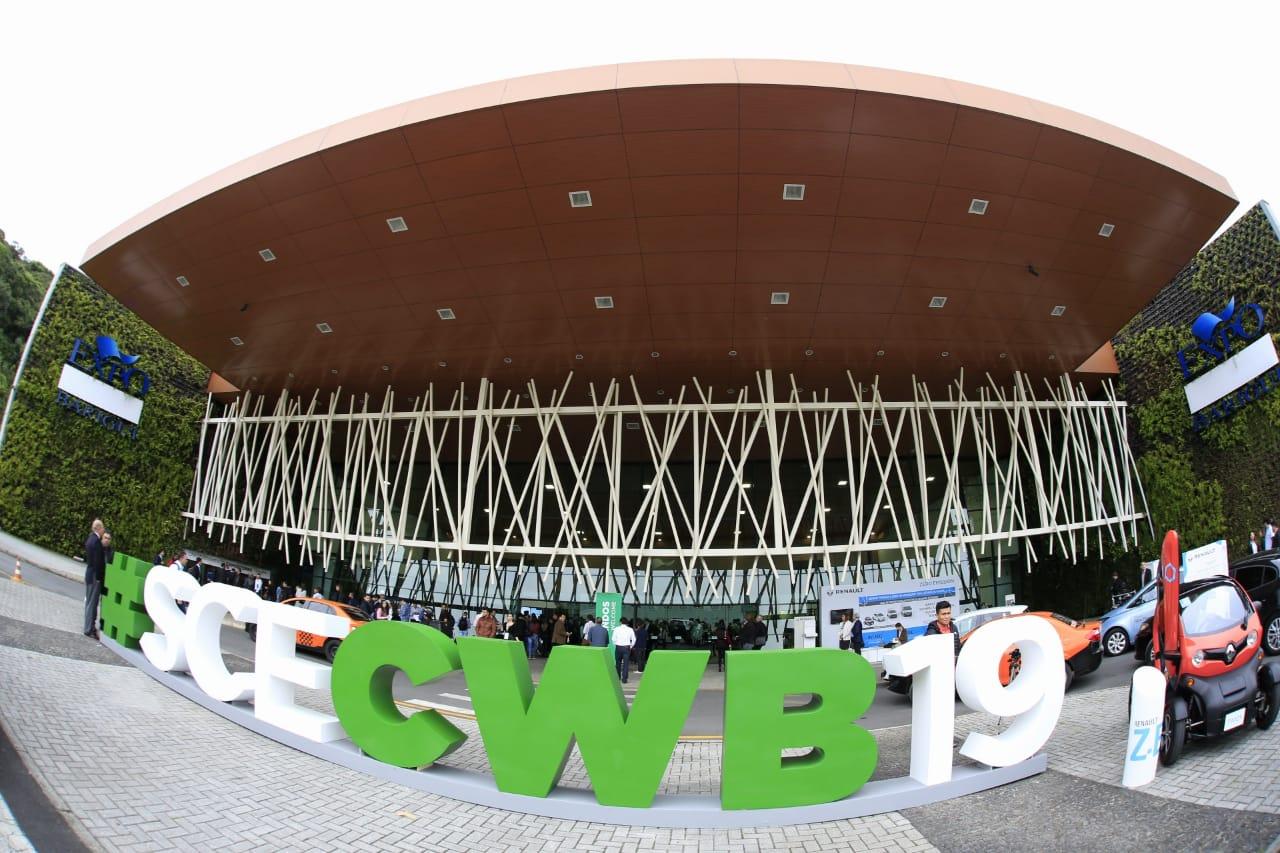 Curitiba recebeu, em 2019, a segunda edição brasileira do maior congresso de cidades inteligentes do mundo: o Smart City Expo. Foto: Michel Willian/Gazeta do Povo