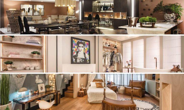 Casa Cor Paraná 2019: conheça os 52 ambientes da principal mostra de decoração do estado