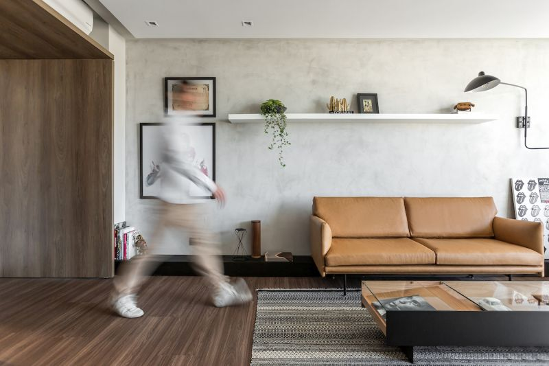 Advocacia com ares de informalidade: escritório tem projeto pouco convencional com muito design