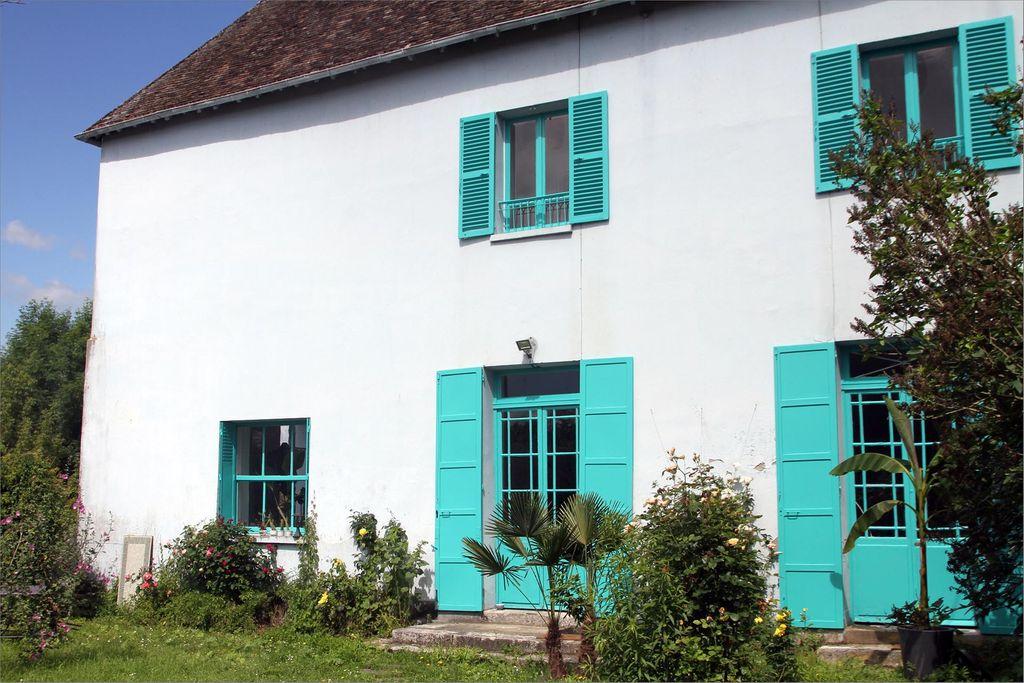 Quer viver como um pintor do século 19? Já é possível se hospedar na antiga casa de Monet