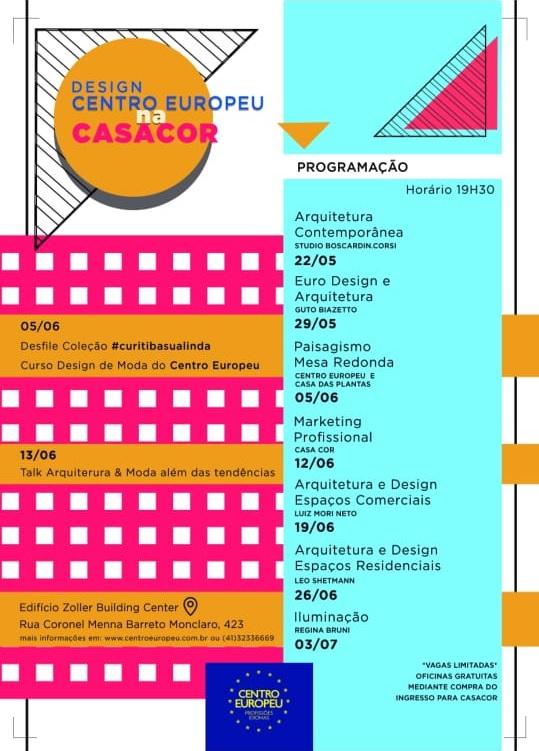 Está acabando! Últimos dias para votar no seu ambiente favorito da Casa Cor Paraná 2019