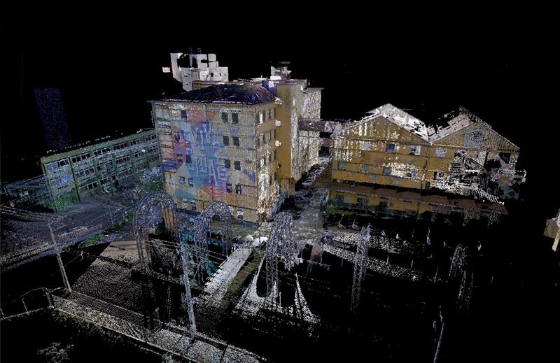 Curitiba adota tecnologia de ponta usada em Notre-Dame para preservar imóveis históricos