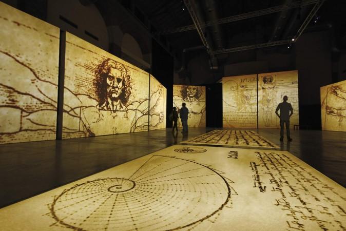 Spoiler: como será a exposição de Leonardo da Vinci no Brasil