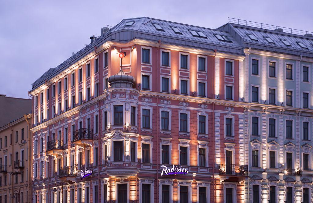 Foto: reprodução/Radisson Hotel Group