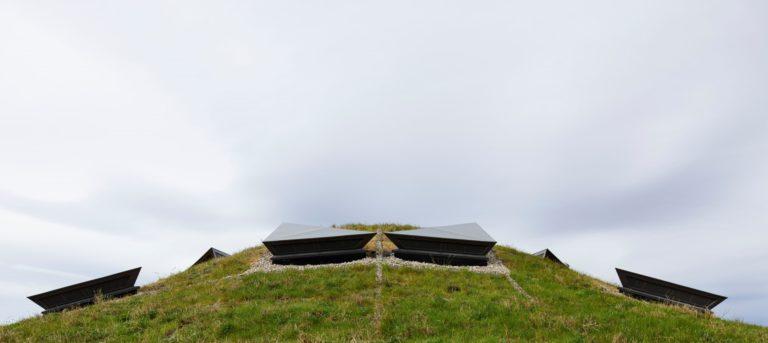 Construção da sede da The Macallan segue preceitos da sustentabilidade e tem arquitetura incrível. Foto: Divulgação