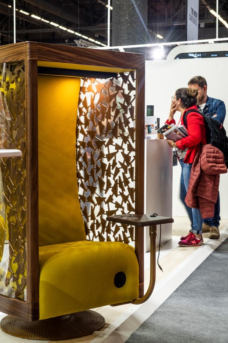 Tchau, minimalismo! Feira de design de Paris exalta mistura ousada na decoração