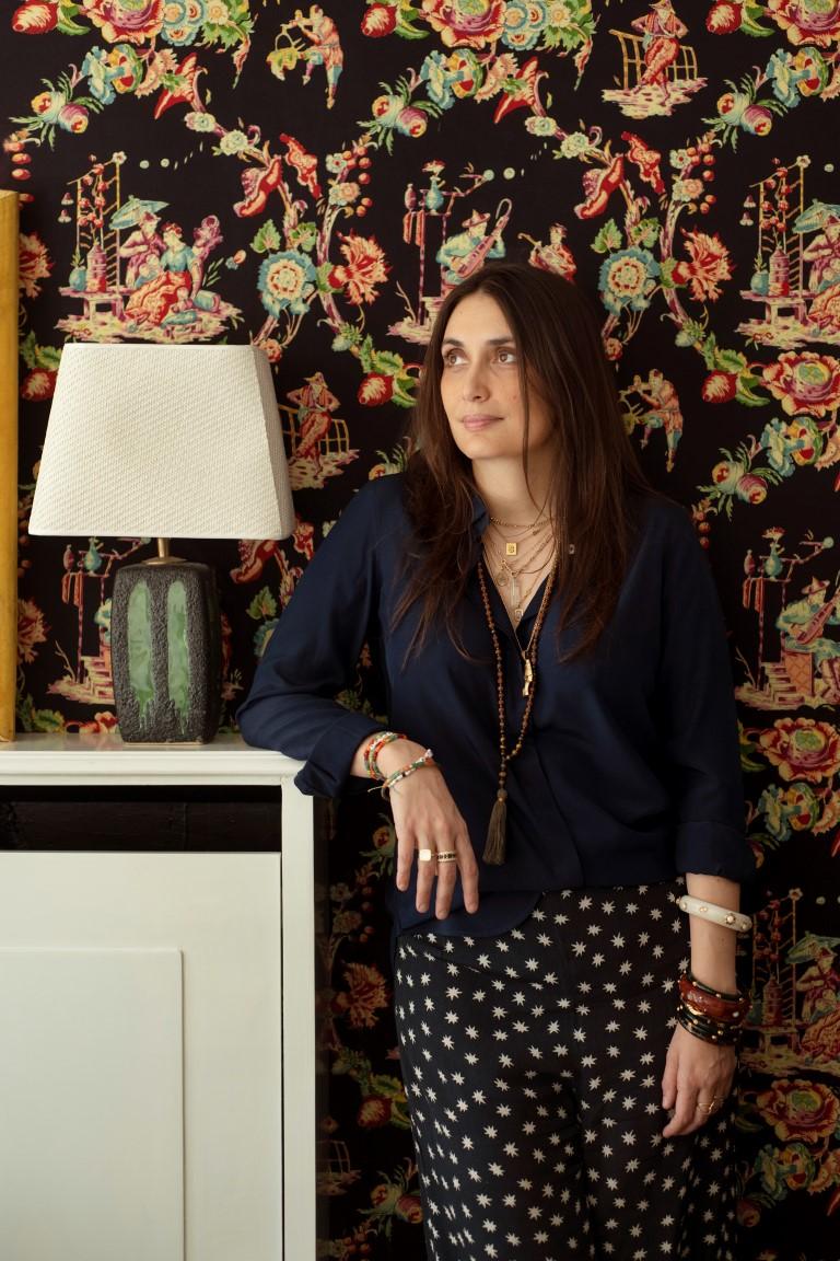 Laura Gonzales. Paris avril 2019 ©Ambroise Tézenas