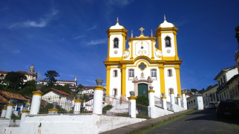 Igreja Matriz de Ouro Preto. Foto: André Macieira/Iphan/Divulgação
