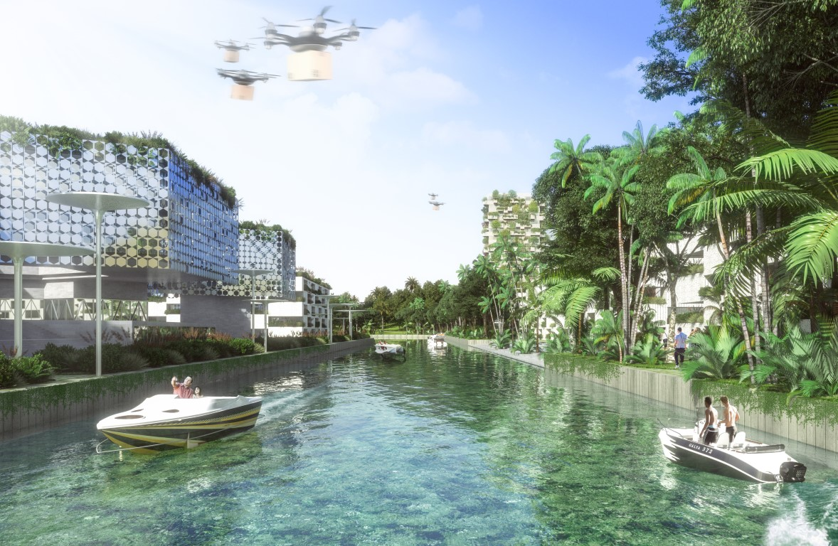 Inspirada na civilização maia, Cancún terá 1ª cidade eco inteligente do mundo