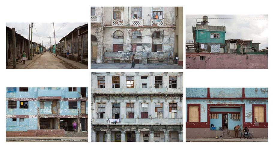 FOR EDITORIAL USE ONLY IN RELATION TO THE ARCHITECTURAL PHOTOGRAPHY AWARDS 2019: Inge Schuster from Denmark, with these photographs of social housing in Cuba, has been shortlisted in the Portfolio category, which this year's theme is Social Housing, of The Architectural Photography Awards 2019 sponsored by Sto and supported by the World Architecture Festival (WAF). The shortlisted images from all 6 categories in this year's Awards - Exterior, Interior, Sense of Place, Buildings in Use, Mobile and Portfolio - will be exhibited at WAF in Amsterdam from 4th to 6th December where visitors to WAF are invited to vote for the winners which will be announced at the WAF Gala Dinner on Friday 6th December. Photo credit should read: Inge Schuster/APA19/Sto