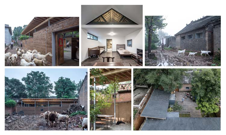 FOR EDITORIAL USE ONLY IN RELATION TO THE ARCHITECTURAL PHOTOGRAPHY AWARDS 2019: Zhang Yong from China, with his photographs of Pingdingshan Farmhouse, Pingdingshan, Henang, China by TJAD Original Design Studio, has been shortlisted in the Portfolio category, which this year's theme is Social Housing, of The Architectural Photography Awards 2019 sponsored by Sto and supported by the World Architecture Festival (WAF). The shortlisted images from all 6 categories in this year's Awards - Exterior, Interior, Sense of Place, Buildings in Use, Mobile and Portfolio - will be exhibited at WAF in Amsterdam from 4th to 6th December where visitors to WAF are invited to vote for the winners which will be announced at the WAF Gala Dinner on Friday 6th December. Photo credit should read: Zhang Yong/APA19/Sto