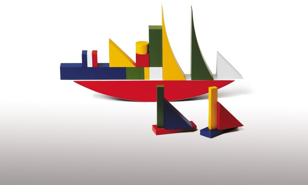 Brinquedo criado por Alma Siedhoff Buscher. Foto: Siedhoof Büscher